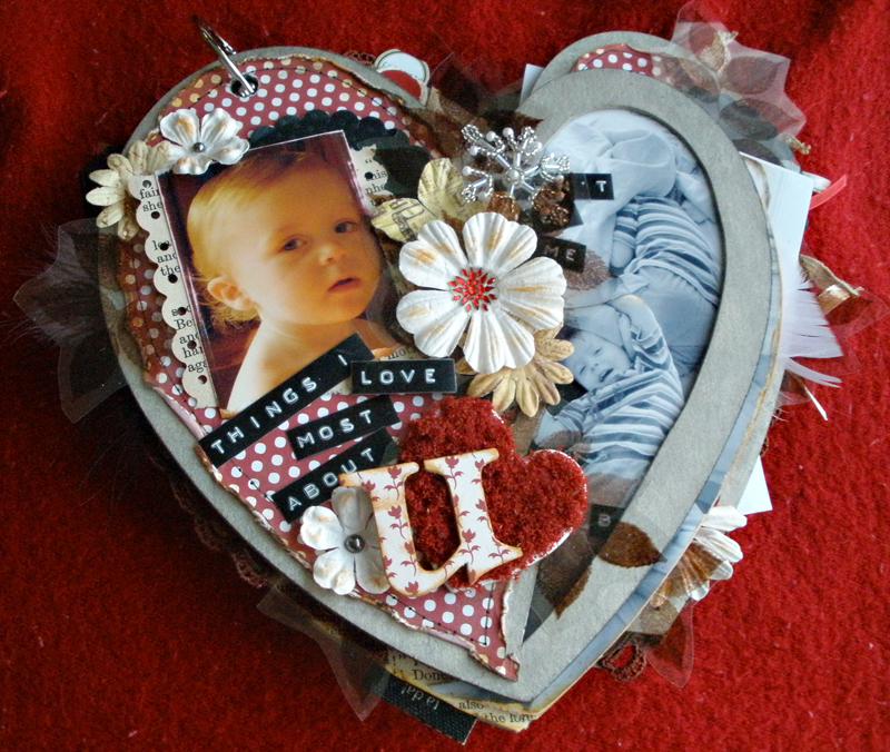 all things beautiful & handmade... - Rasberry
