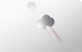 Lightly balloons