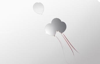 Lightly balloons